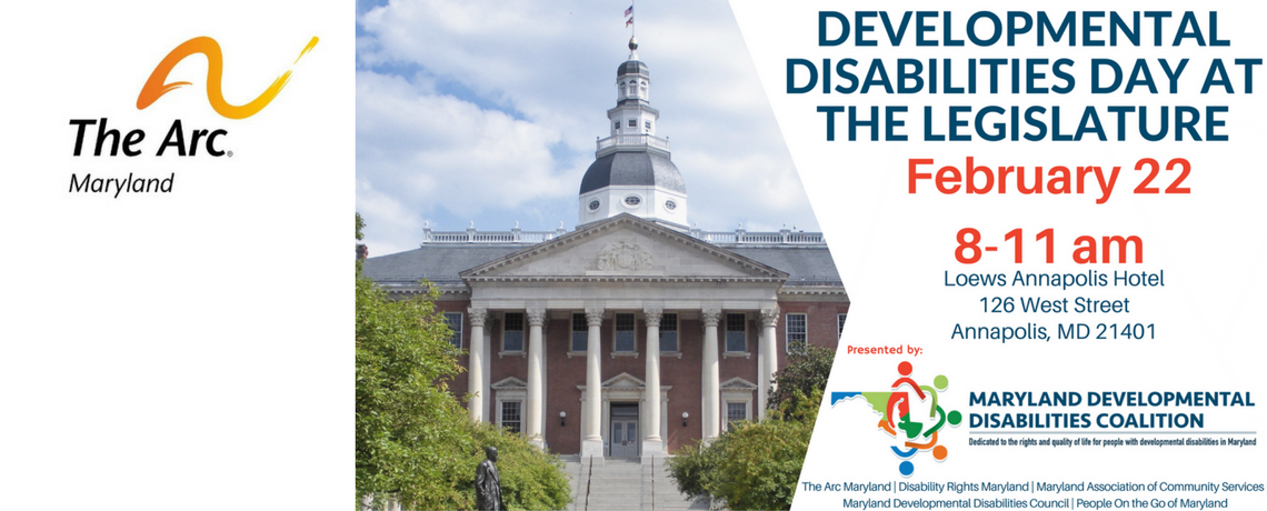 Developmental Day at the Legislature 2018 Registration Open!