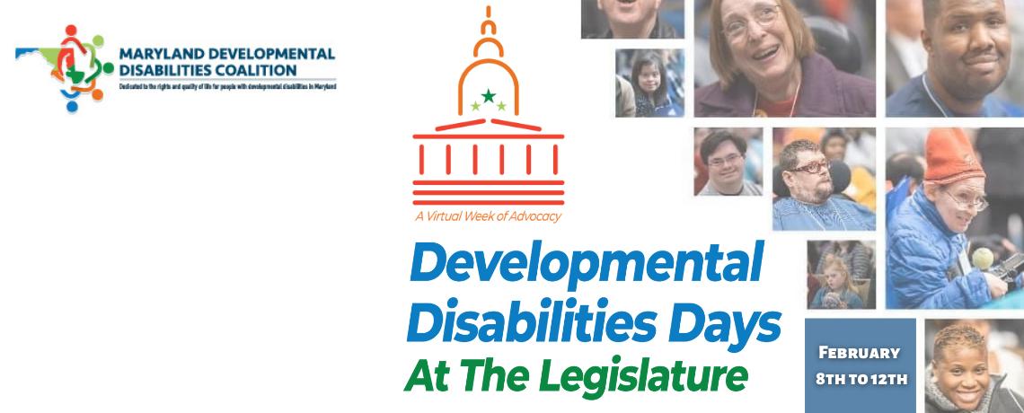 DD Days at the Legislature – Registration is Open!