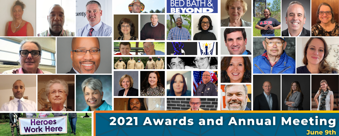 Join Us for Our 2021 Awards and Annual Meeting